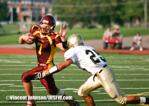 Montini Catholic Broncos football