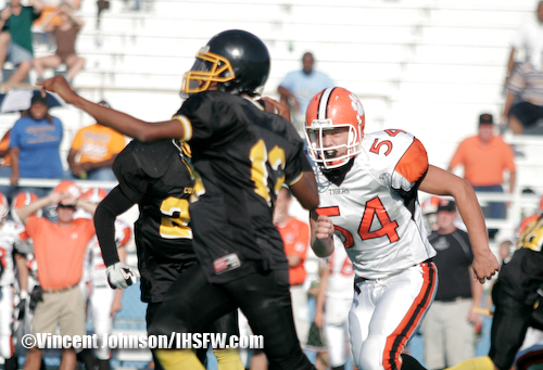 Edwardsville tigers football